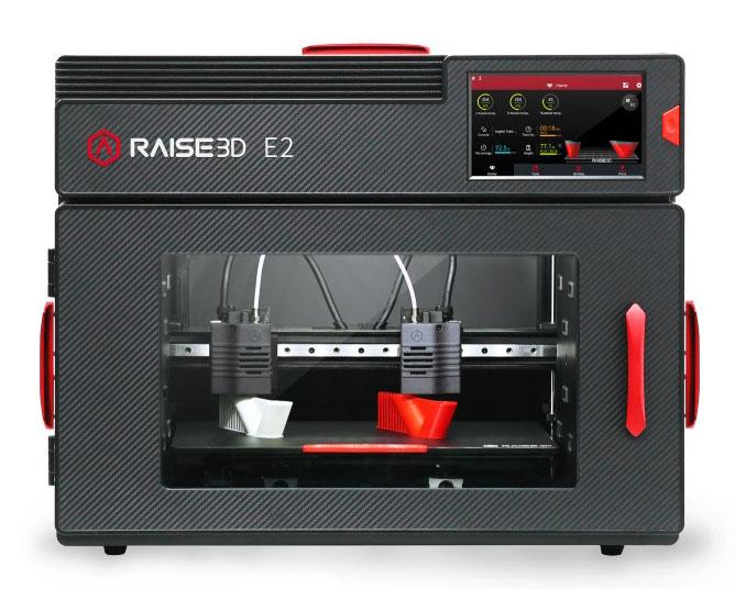 Raise 3D E2 3D nyomtató vásárlás 3Dee budapest