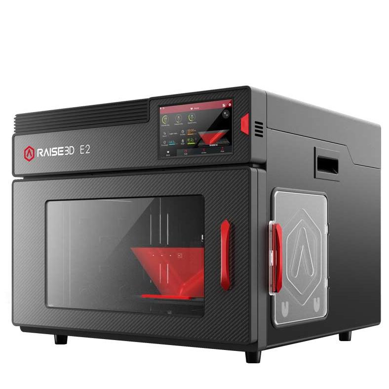 Raise-3D-FDM–e2-3D nyomtató-teszt-ár (2)-3Dee