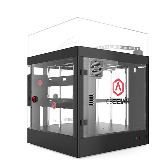 Raise-3D-FDM–pro-2-3D nyomtató-teszt-ár-3Dee