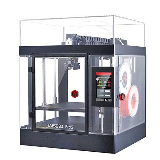 Raise-3D-FDM–pro2-3D nyomtató-shop-store-vásárlás-Budapest-1-teszt-ár-3Dee