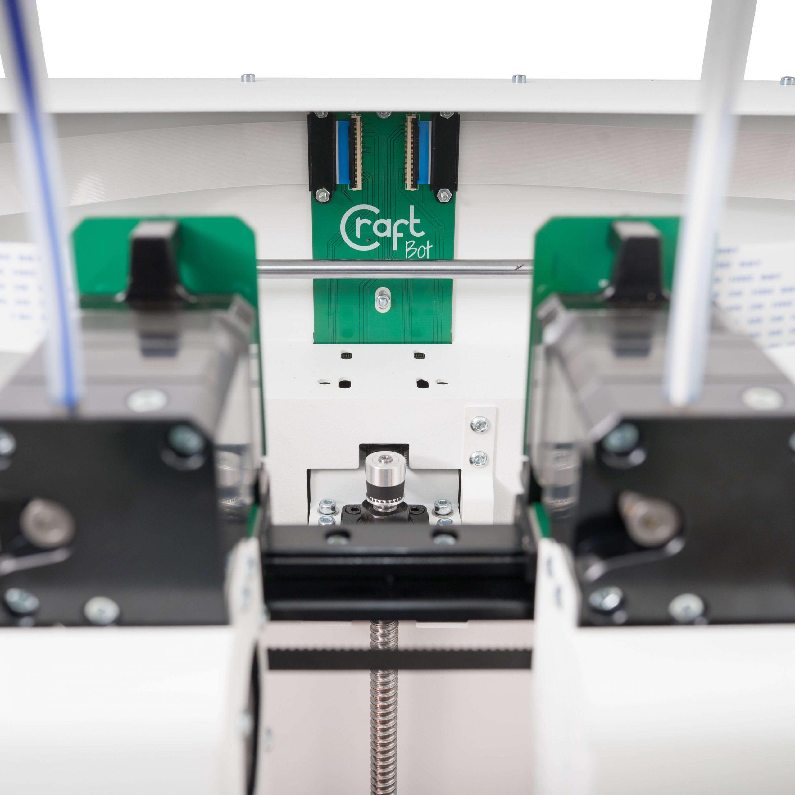 craftbot-flow-idex-xl-3D nyomtató-teszt-ár-3Dee