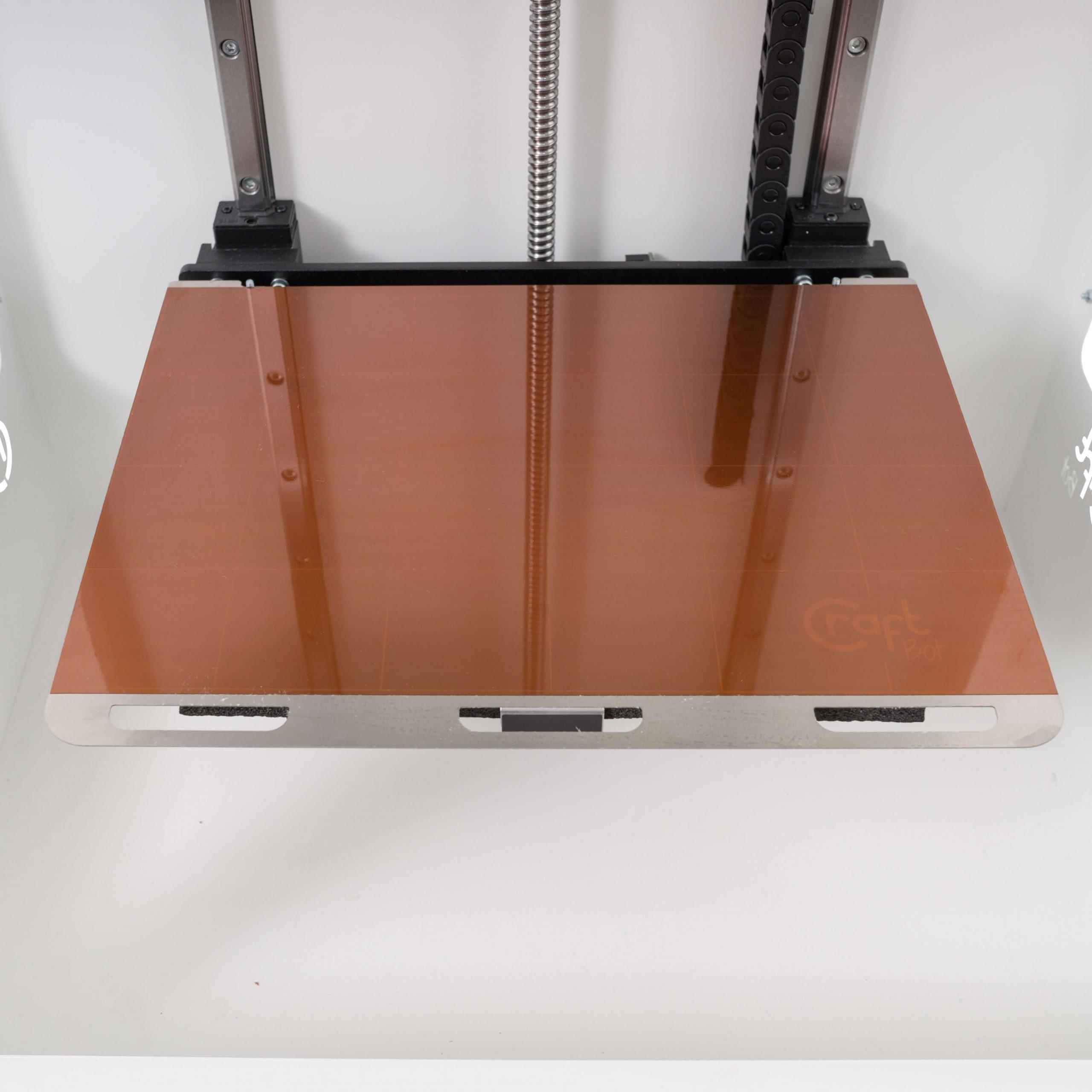 craftbot-flow-xl-3D nyomtató-tárgyasztal-Budapest-teszt-ár-3Dee