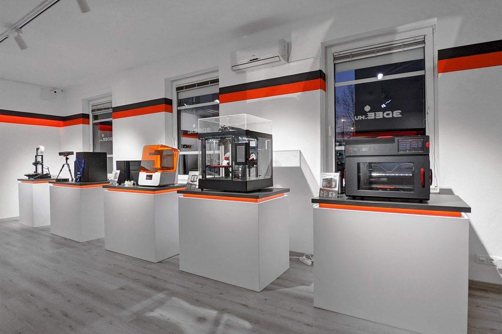 3Dee Store Budapest 3D nyomtatás