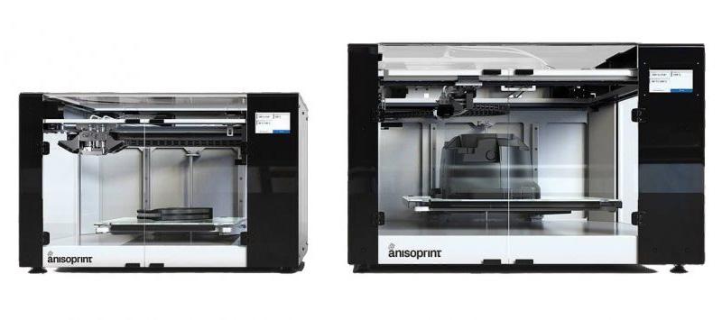 Anisoprint kompozit folyamatos szálerősítésű 3D nyomtató 3