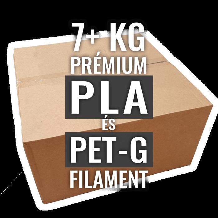 3DEE készletkisöprési akció | Filament Bundle Box. Online shop Magyarország